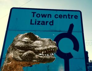 Helston Lizard