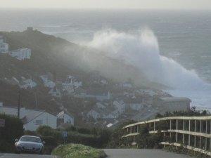Sennen Cove Waves