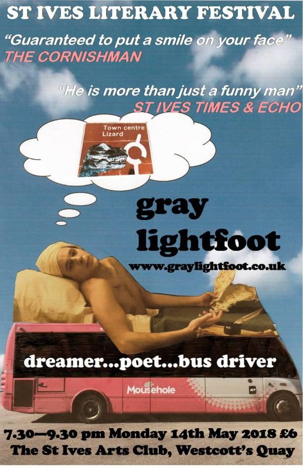 St Ives Dreamer poster